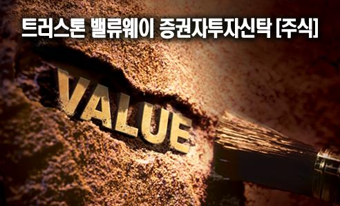 트러스톤 밸류웨이 증권자투자신탁 [주식]