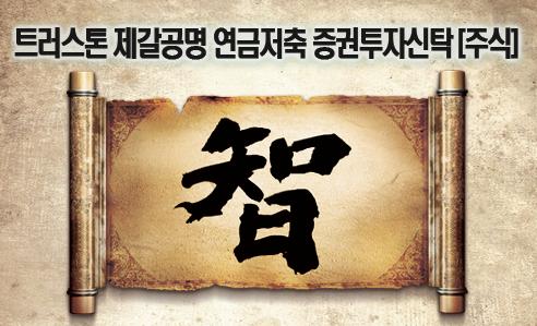 트러스톤 제갈공명 연금저축 증권투자신탁 [주식]